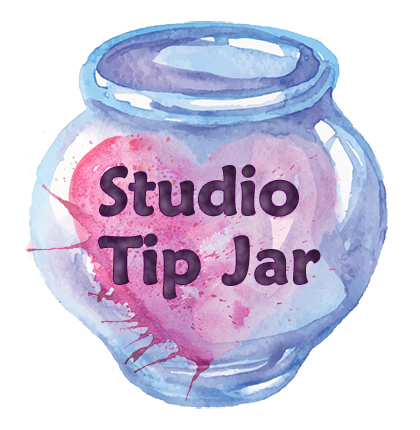 Studio Tip Jar!